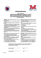 17-18 MSC Sportsmanship Contract