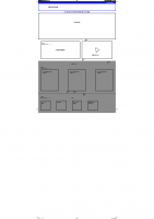Mount Wireframe – Landing Page
